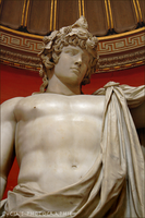 Antinous by Cycia