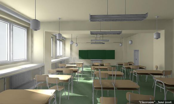 Classroom by SwItCHns