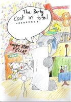 COST OF t3h P4r7y by Petrotasia