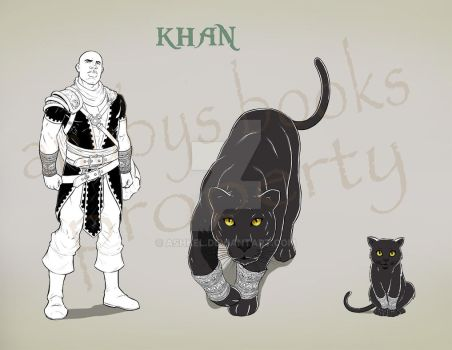 Khan by ashkel