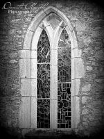 Stained glass by Savrille