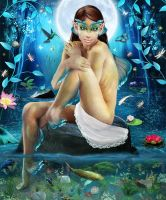 Lady of the Lake by pams00