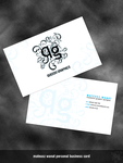 Personal Business Card v1.0 by queedo