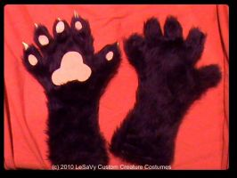 Paws Commission by LeSaVy
