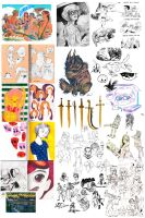 Tumblr dump 7 by evelmiina