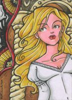 eowyn-sketch card by katiecandraw