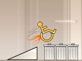 Handicapable by huang