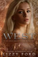 Book cover - West by Lizzy Ford by CathleenTarawhiti
