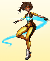 Tracer by DarkestMbongo