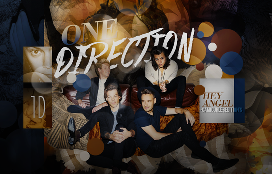 +EDICION: Hey Angel  One Direction by CAMI-CURLES-EDITIONS