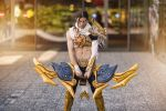 League of Legends - Archlight Varus Cosplay 2 by MEG-Cosplay