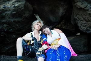 Final Fantasy X: Tidus 2 by J-JoCosplay