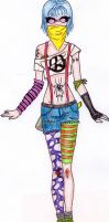Sweet Chaos clothes design by Hoejfeld