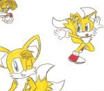 Tails by B-B-girl1
