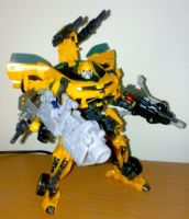 Hardcore Bumblebee by Carnivius