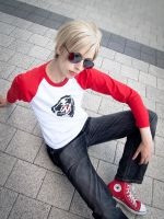 Dave Cosplay LOHACSE Homestuck by Abessinier