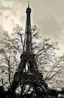 Sous le ciel de Paris by jellymeljelly