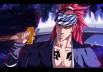 manga bleach 585 Renji by sAmA15