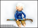 Jack Frost Figure by GrandmaThunderpants