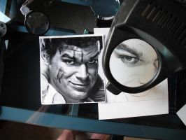 A CLOSER look by Doctor-Pencil