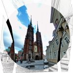 Cathedral, fragmented by crh