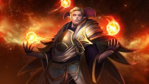 dota 2 invoker nuke type by unrealsmoker