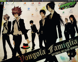 Vongola family by Roack