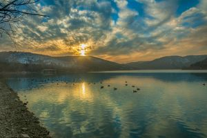 The Lake by dkokdemir