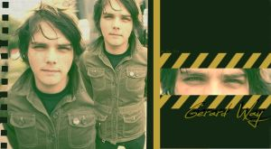 Gerard Way II by withoutrainbow