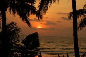 sunset koh chang by linnlove