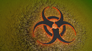 Biohazard Wallpaper by TheBigDaveC