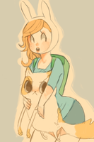 Oh fiona by Ame-nii