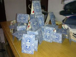 My Card Tower 3 by RoyCorleone