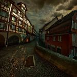 in the pit to the Tavern by Alcove