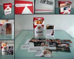 THE INSIDER - Cigarette Movie Pack by edgarascensao