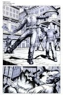 Batman pencil sample03 by Raffaele-Ienco