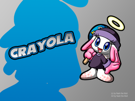 Crayola Chao Wallpaper by Nash-The-Mutt