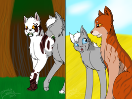 We.Are.Family | oSaC Assignment One by LakotaWolfie
