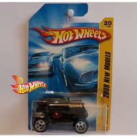 Hot Wheels 2008 BAD MUDDER 2 (BLACK VARIATION) by idhotwheels
