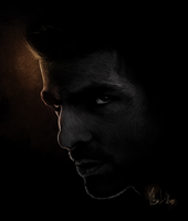 Sylar - Digi-drawing by Lasse17