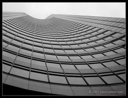 Bank of America Tower by AlexCphoto
