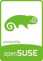 Opensuse Badge by amai-biscuit