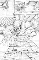 Spidey by martheus