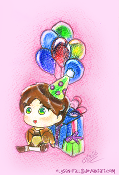 Happy Birthday Eren! by Elysian-Fall