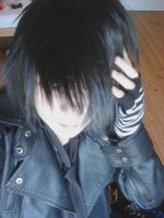 emo boy by Shihio
