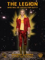 Freddie Stroma as Sun Boy by Frankphotos