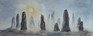 Sentinels Through Time. by SueMArt