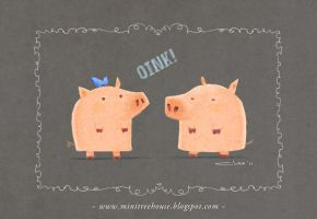 Oink by minitreehouse