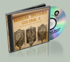 Insignia Brushes Vol. 4 by OIlusionista-brushes