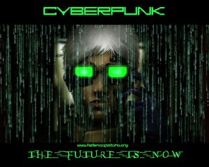 Cyberpunk - The Future is now 00